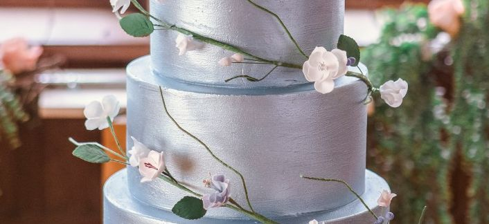 Blue wedding cake, Silky wedding cake, Blossom wedding cake, 4 tier wedding cake, Fondant wedding cake, Spring wedding cake, Summer wedding cake, Chicago Wedding cake, Chicago cake, Amy Beck Cake Design wedding cake, Custom wedding cake, Specialty wedding cake, wedding cake, gorgeous wedding cake, Chicago wedding cake, Chicago wedding, wedding, wedding cake, cake, gorgeous wedding cake