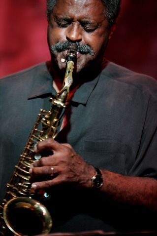 Charles McPherson at the Jazz Showcase, Chicago in 2005. Photo by Amy Leang/Detroit Free Press
