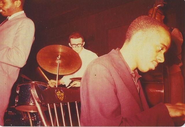 Pianist Barry Harris