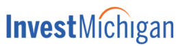 Invest Michigan logo