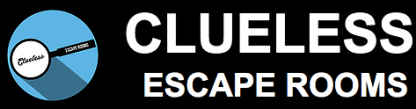 CLUELESS ESCAPE ROOMS logo