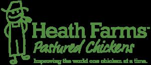 Heath Farms Pastured Chickens