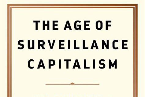 The Age of Surveillance Capitalism, Shoshana Zuboff, data