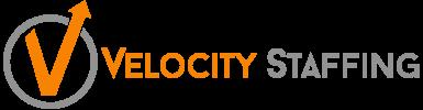 Velocity Staffing logo