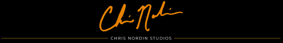 Chris Nordin Studios logo