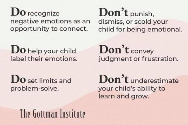 3 Do's & Don'ts for Building Your Child's Emotional Intelligence