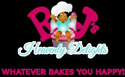 R.J.'s Heavenly Delights logo